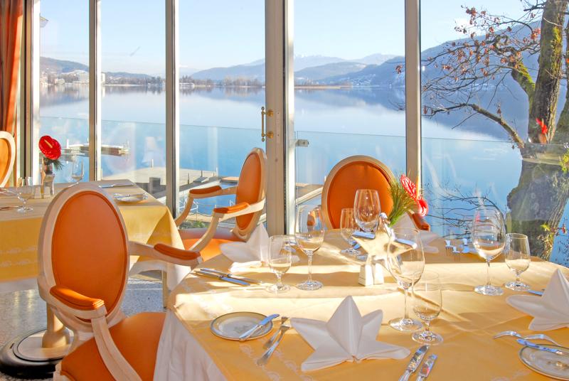 Die Seefels-Restaurants sind ein Highlight im Genussland Kärnten