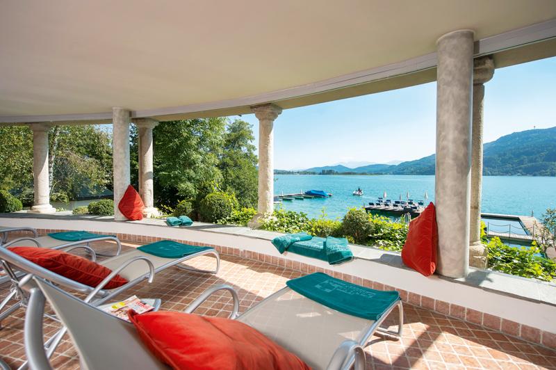 Hotel Schloss Seefels ist das ideale Ziel zu jeder Jahreszeit