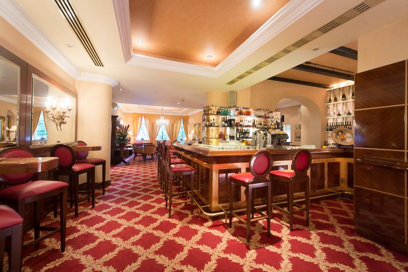 Hotel Schloss Seefels führt Top-Adressen für Gourmets: La Terrasse, Porto Bello, Orangerie