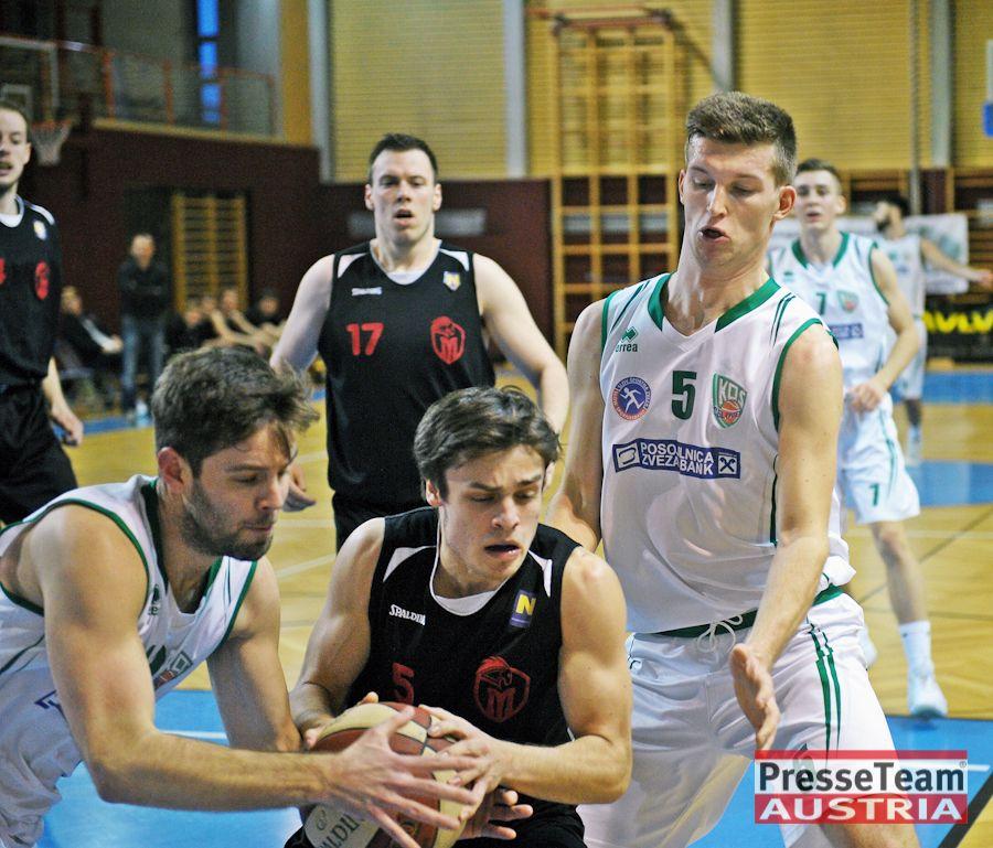 ADMIRAL Basketball KOS 11 - Basketball 2.Bundesliga: KOŠ verliert in Klagenfurt gegen Mistelbach!