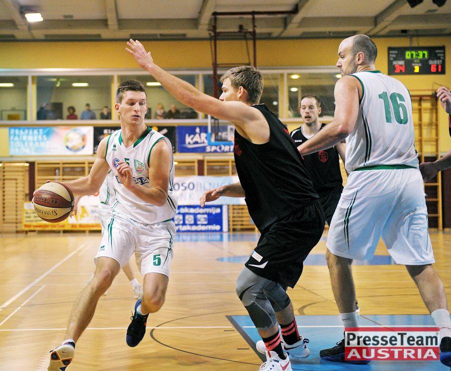 ADMIRAL Basketball KOS 12 - Basketball 2.Bundesliga: KOŠ verliert in Klagenfurt gegen Mistelbach!