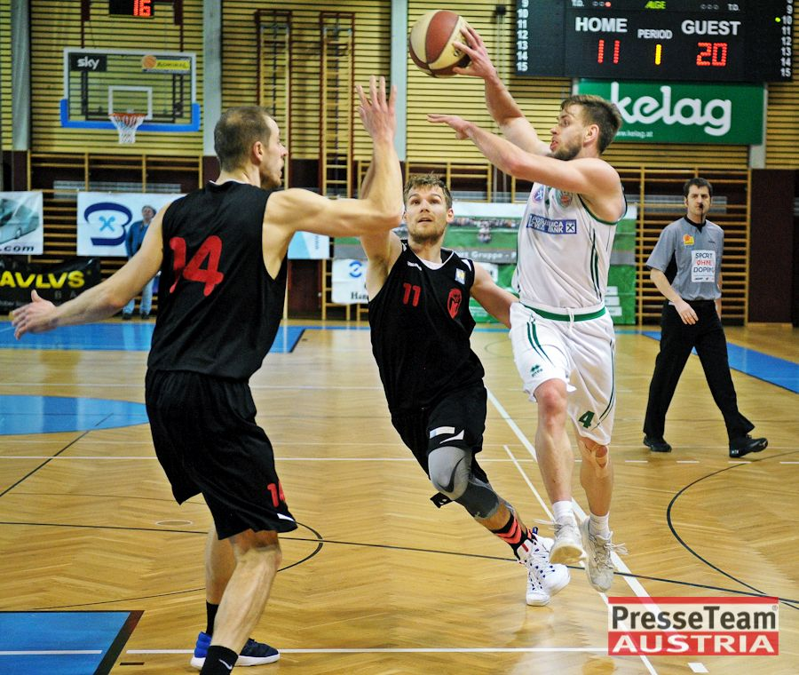 ADMIRAL Basketball KOS 2 - Basketball 2.Bundesliga: KOŠ verliert in Klagenfurt gegen Mistelbach!