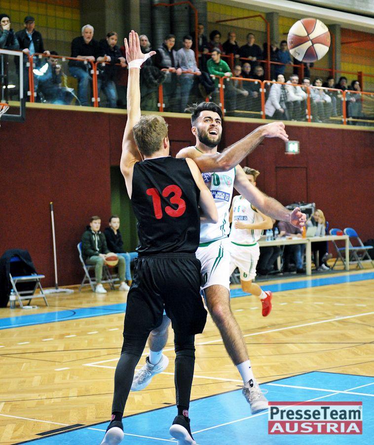 ADMIRAL Basketball KOS 3 - Basketball 2.Bundesliga: KOŠ verliert in Klagenfurt gegen Mistelbach!