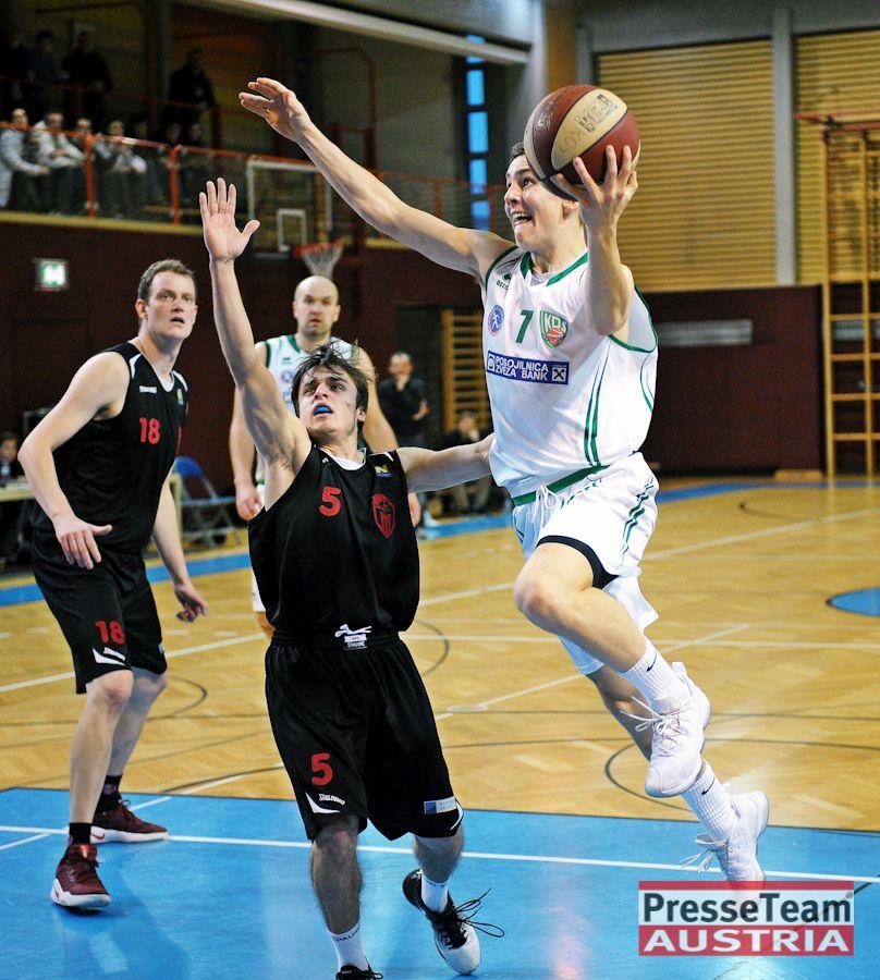 ADMIRAL Basketball KOS 8 - Basketball 2.Bundesliga: KOŠ verliert in Klagenfurt gegen Mistelbach!