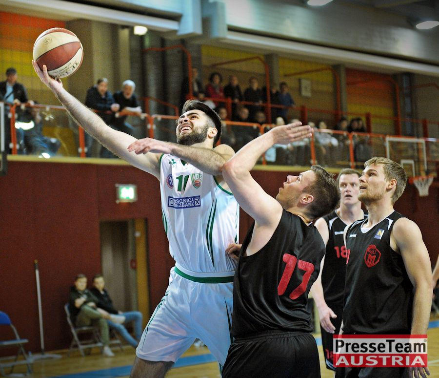 ADMIRAL Basketball KOS - Basketball 2.Bundesliga: KOŠ verliert in Klagenfurt gegen Mistelbach!