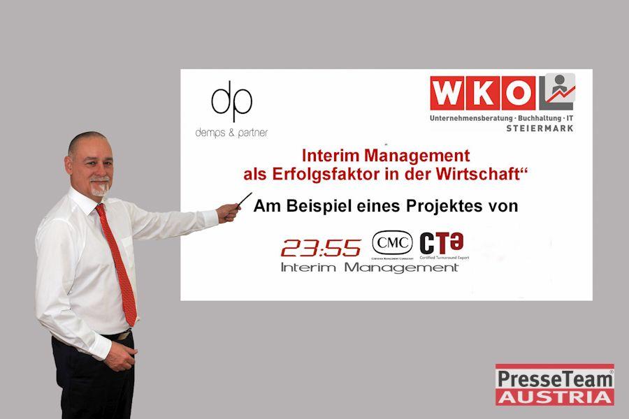 Wolfgang Schenk CMC - Interview Wolfgang Schenk | Partner bei demps & partner