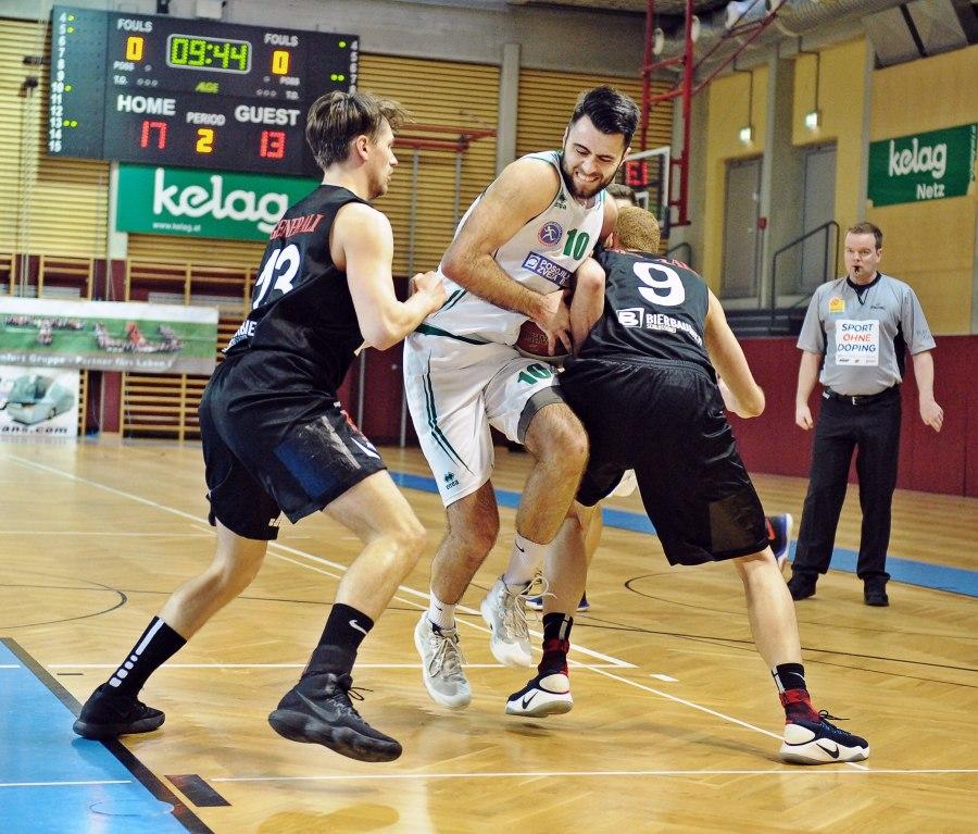 Admiral 2 Basketball Bundesliga 10 - KOŠ spielt in der laufenden Saison der Admiral 2.Basketball-Bundesliga nicht im PlayOff!