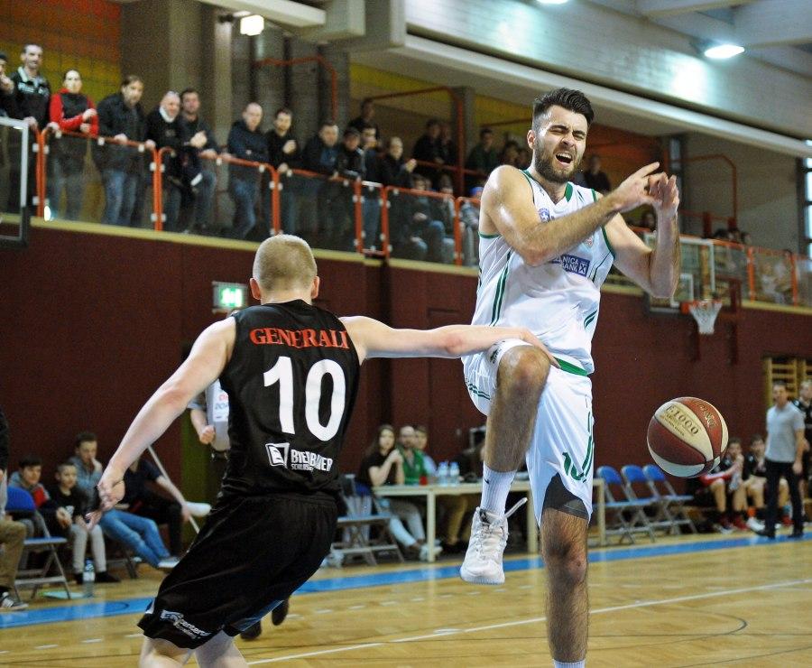 Admiral 2 Basketball Bundesliga 12 - KOŠ spielt in der laufenden Saison der Admiral 2.Basketball-Bundesliga nicht im PlayOff!
