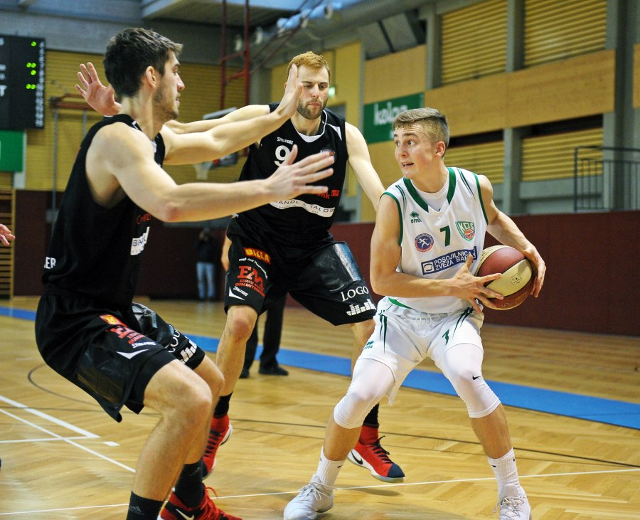 Admiral 2 Basketball Bundesliga 15 - KOŠ spielt in der laufenden Saison der Admiral 2.Basketball-Bundesliga nicht im PlayOff!
