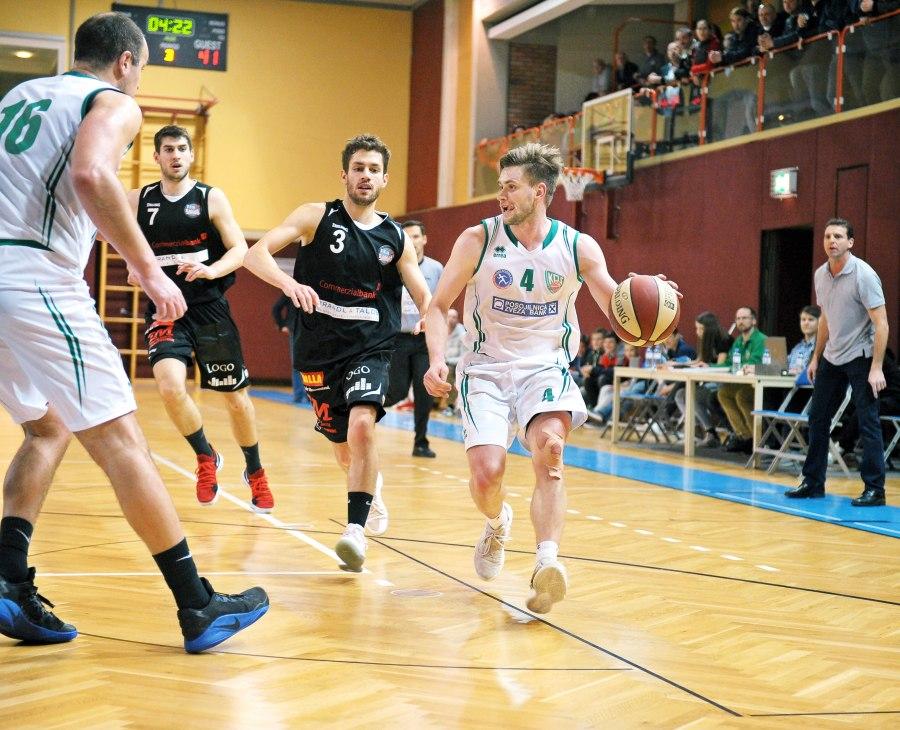 Admiral 2 Basketball Bundesliga 25 - KOŠ spielt in der laufenden Saison der Admiral 2.Basketball-Bundesliga nicht im PlayOff!