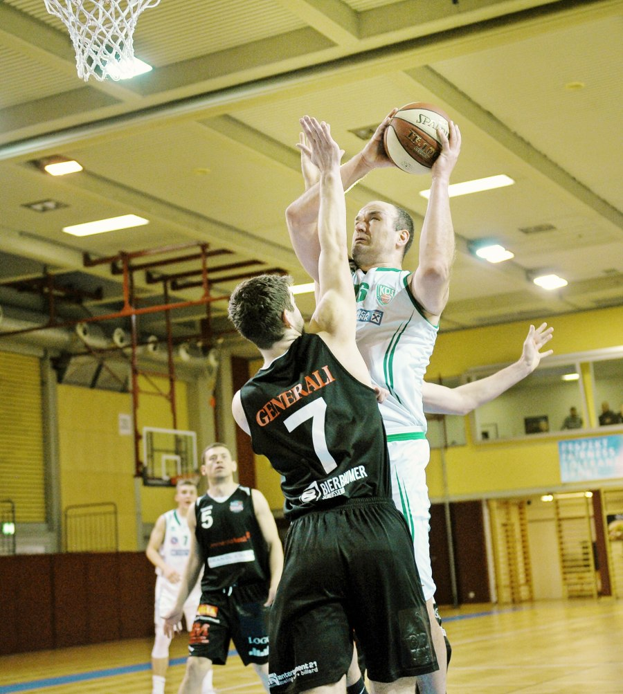 Admiral 2 Basketball Bundesliga 26 - KOŠ spielt in der laufenden Saison der Admiral 2.Basketball-Bundesliga nicht im PlayOff!