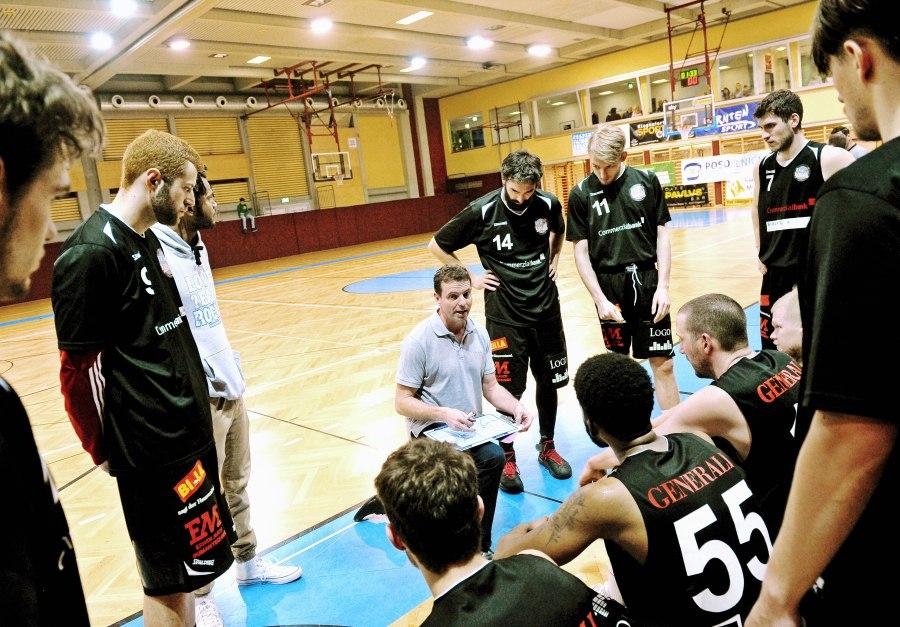 Admiral 2 Basketball Bundesliga 29 - KOŠ spielt in der laufenden Saison der Admiral 2.Basketball-Bundesliga nicht im PlayOff!