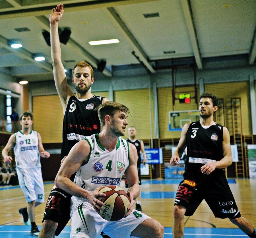 Admiral 2 Basketball Bundesliga 3 - KOŠ spielt in der laufenden Saison der Admiral 2.Basketball-Bundesliga nicht im PlayOff!