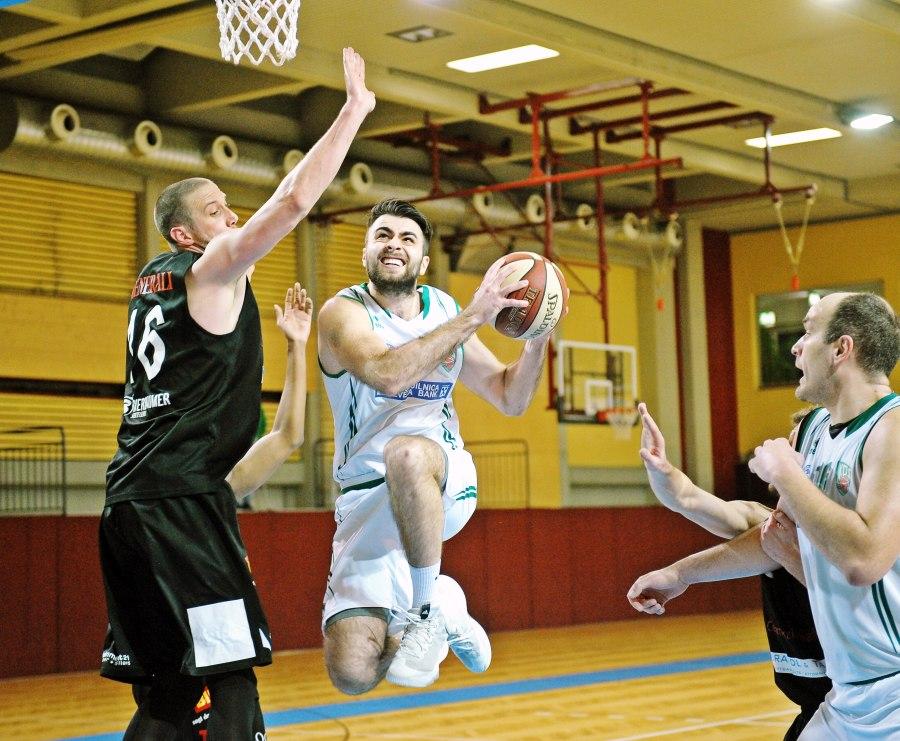 Admiral 2 Basketball Bundesliga 30 - KOŠ spielt in der laufenden Saison der Admiral 2.Basketball-Bundesliga nicht im PlayOff!