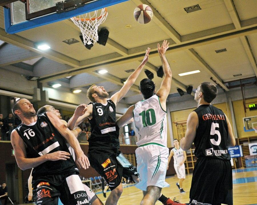Admiral 2 Basketball Bundesliga 8 - KOŠ spielt in der laufenden Saison der Admiral 2.Basketball-Bundesliga nicht im PlayOff!