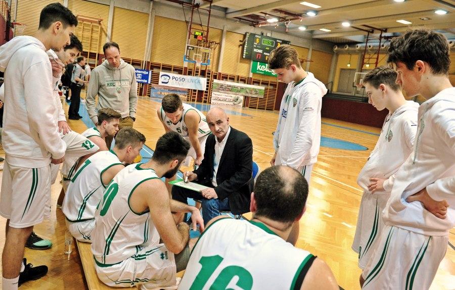Admiral 2 Basketball Bundesliga 9 - KOŠ spielt in der laufenden Saison der Admiral 2.Basketball-Bundesliga nicht im PlayOff!
