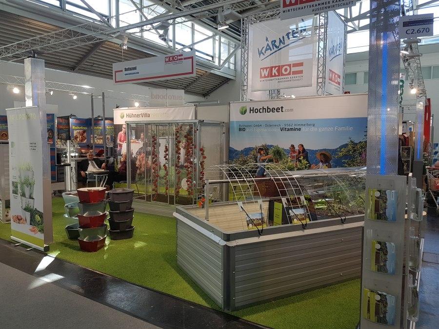 Handwerksmesse München IHM 3 - Die WKO auf der Internationalen Handwerksmesse München