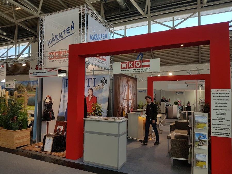 Handwerksmesse München IHM 7 - Die WKO auf der Internationalen Handwerksmesse München