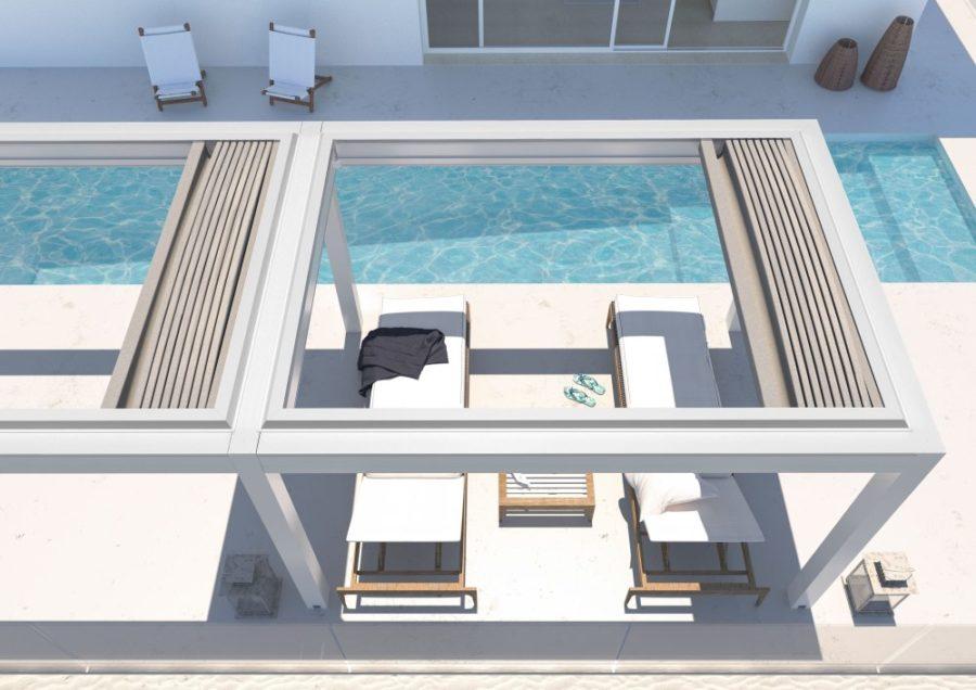 Luxus Sonnenschutz Pool - Luxus Sonnenschutz Markisen, Jalousien, Rollläden