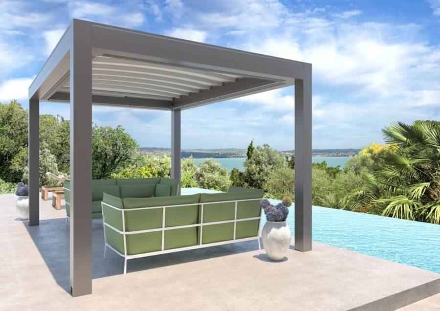 Pool Sonnenschutz - Luxus Sonnenschutz Markisen, Jalousien, Rollläden