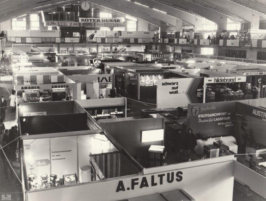 Alles für den Gast 2018: Messezentrum Klagenfurt 1971