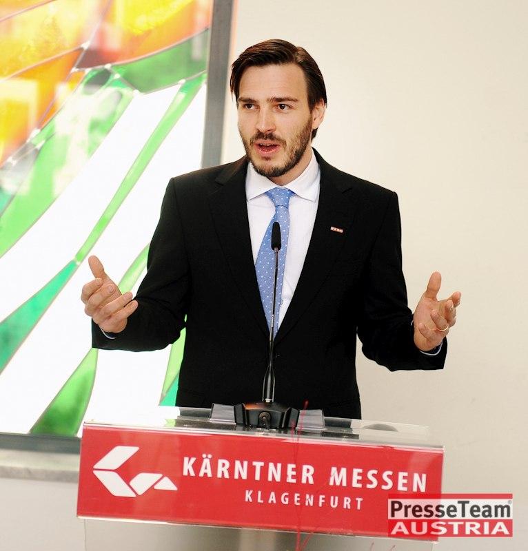 Messe Klagenfurt DSC 2262 - GAST´18 sorgte für zufriedene Gesichter