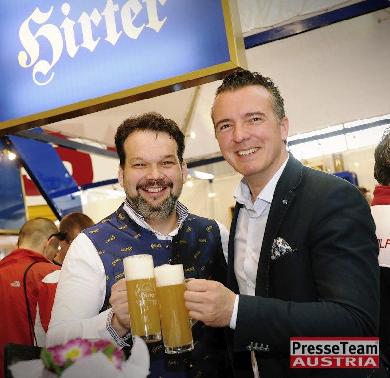 Messe Klagenfurt DSC 2325 - GAST´18 sorgte für zufriedene Gesichter