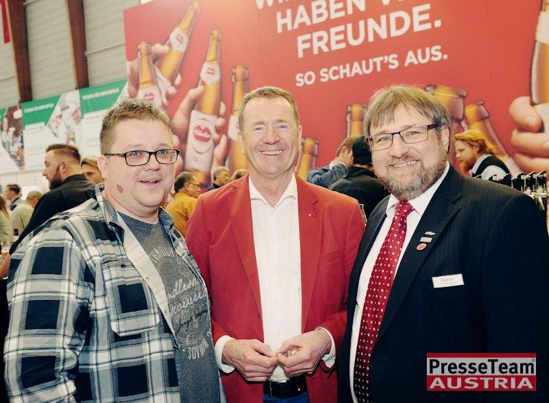 Messe Klagenfurt DSC 2336 - GAST´18 sorgte für zufriedene Gesichter