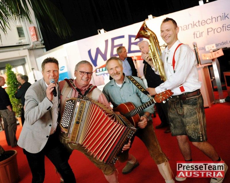 Messe Klagenfurt DSC 2358 - GAST´18 sorgte für zufriedene Gesichter