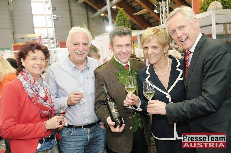 Messe Klagenfurt DSC 2507 - GAST´18 sorgte für zufriedene Gesichter
