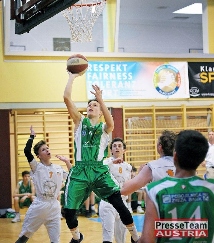 DSC 4378 Kärntner U16 Basketball  - Kärntner U16 Basketball Meister