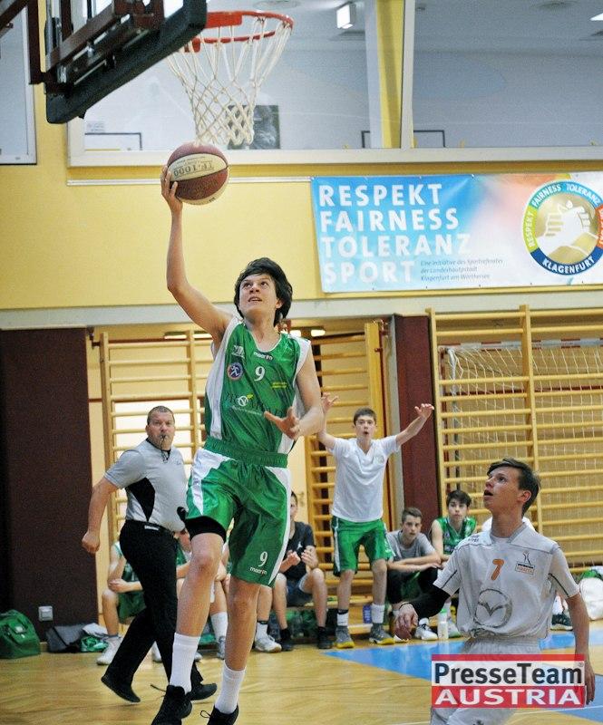 DSC 4380 Kärntner U16 Basketball  - Kärntner U16 Basketball Meister