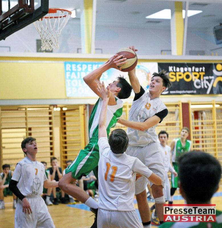 DSC 4387 Kärntner U16 Basketball  - Kärntner U16 Basketball Meister