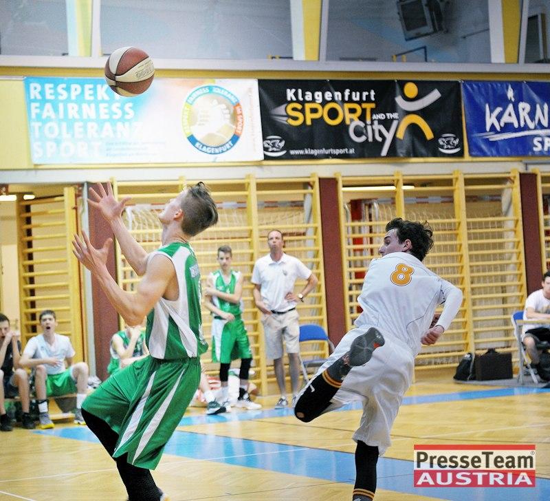 DSC 4390 Kärntner U16 Basketball  - Kärntner U16 Basketball Meister