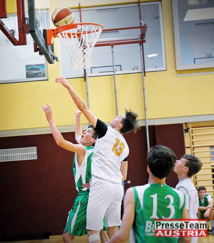 DSC 4393 Kärntner U16 Basketball  - Kärntner U16 Basketball Meister