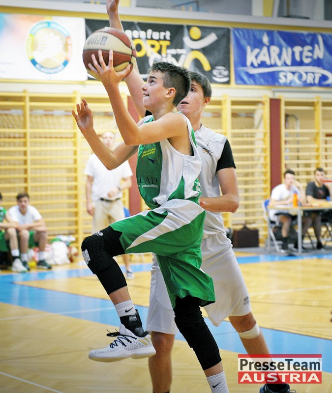 DSC 4412 Kärntner U16 Basketball  - Kärntner U16 Basketball Meister