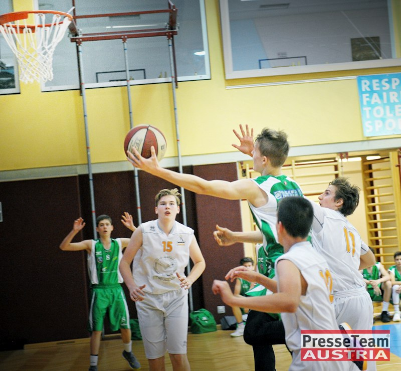 DSC 4432 Kärntner U16 Basketball  - Kärntner U16 Basketball Meister