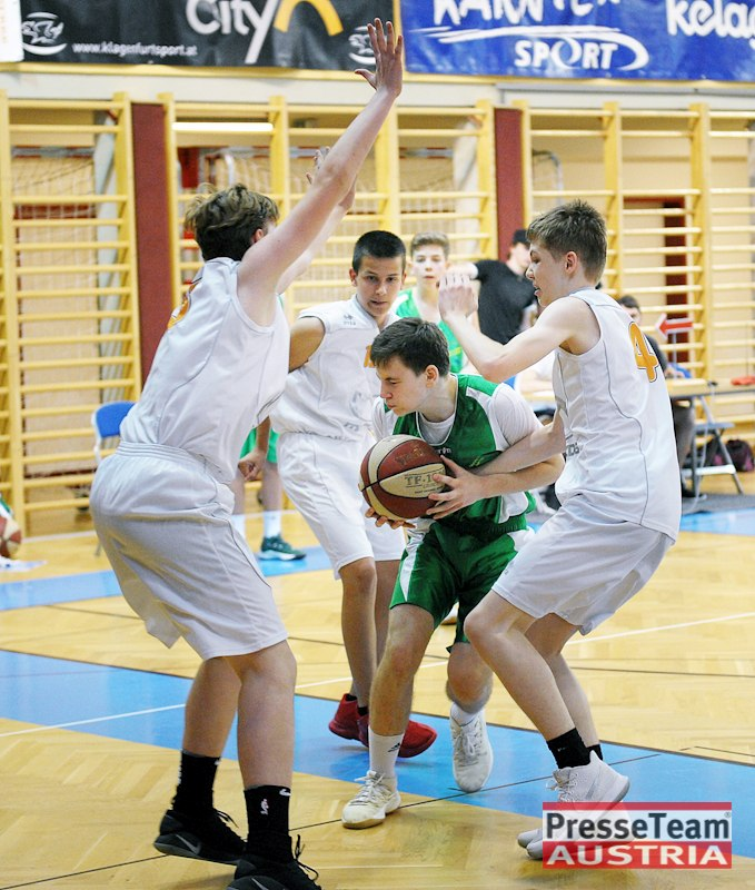 DSC 4434 Kärntner U16 Basketball  - Kärntner U16 Basketball Meister