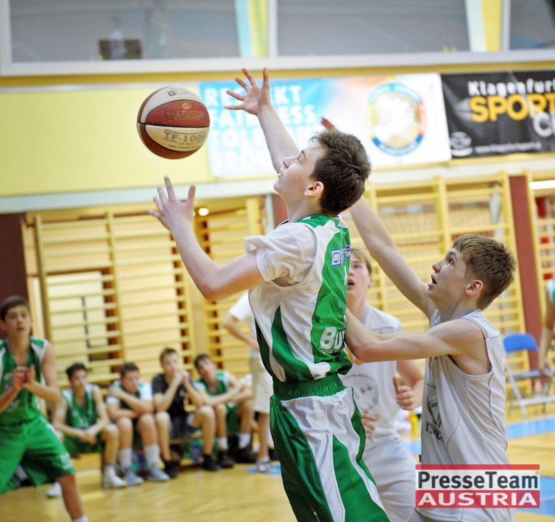 DSC 4435 Kärntner U16 Basketball  - Kärntner U16 Basketball Meister