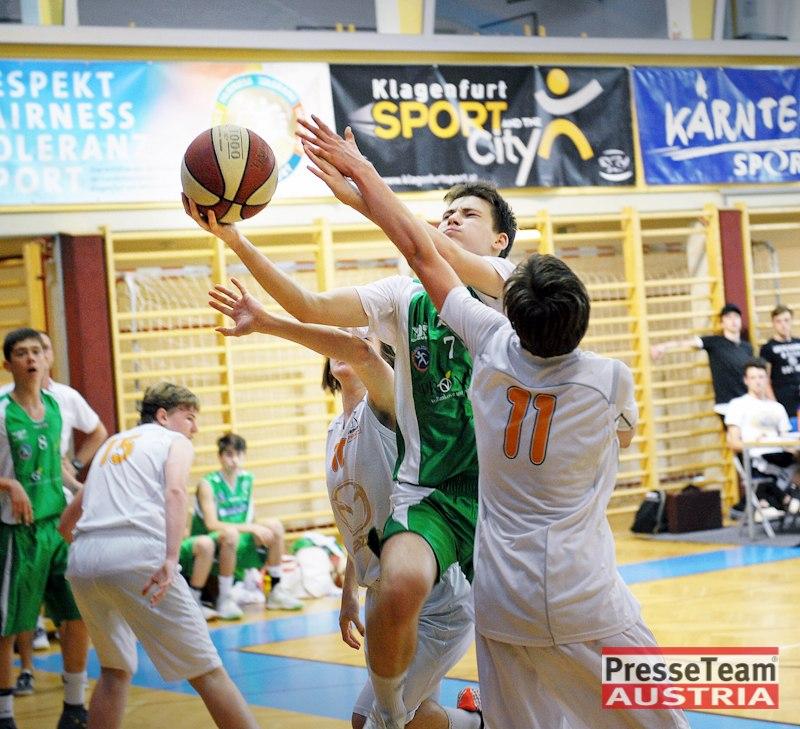DSC 4446 Kärntner U16 Basketball  - Kärntner U16 Basketball Meister