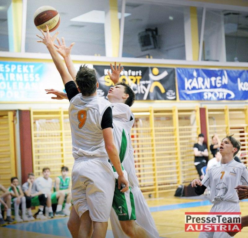 DSC 4454 Kärntner U16 Basketball  - Kärntner U16 Basketball Meister