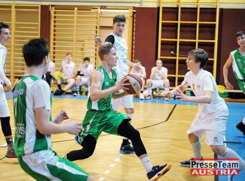 DSC 4475 Kärntner U16 Basketball  - Kärntner U16 Basketball Meister