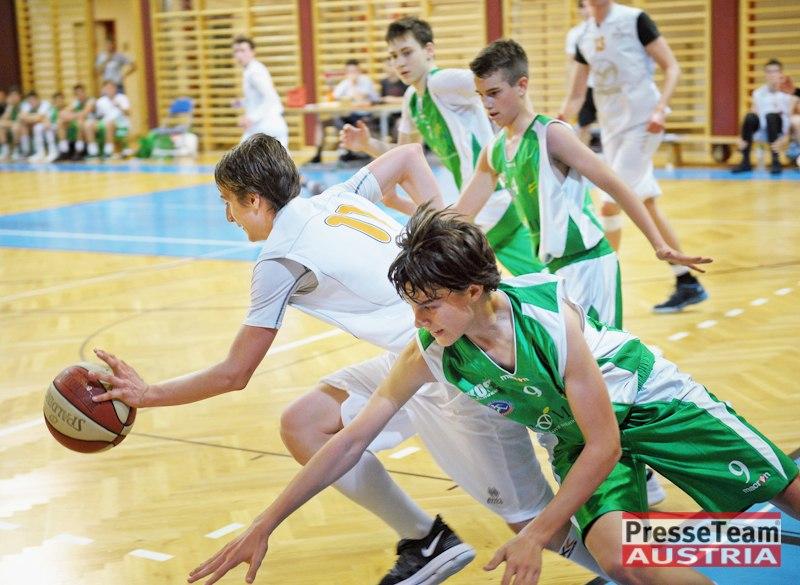 DSC 4542 Kärntner U16 Basketball  - Kärntner U16 Basketball Meister