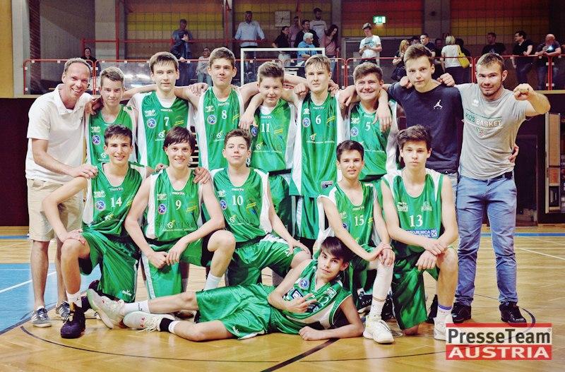 DSC 4581 Kärntner U16 Basketball  - Kärntner U16 Basketball Meister