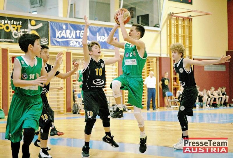 DSC 4603 KOS U14 Basketball  - Gold für KOŠ U14 Basketball