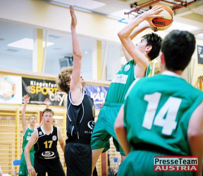 DSC 4621 KOS U14 Basketball  - Gold für KOŠ U14 Basketball