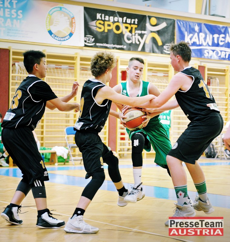 DSC 4673 KOS U14 Basketball  - Gold für KOŠ U14 Basketball