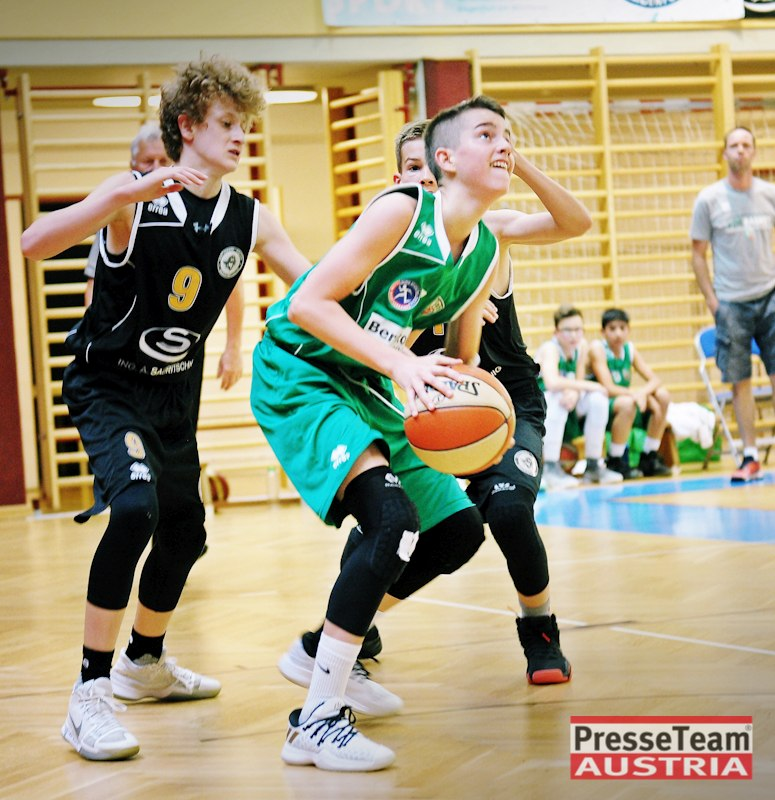 DSC 4678 KOS U14 Basketball  - Gold für KOŠ U14 Basketball