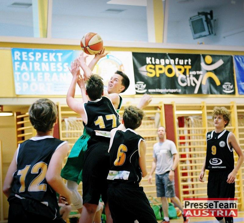 DSC 4682 KOS U14 Basketball  - Gold für KOŠ U14 Basketball