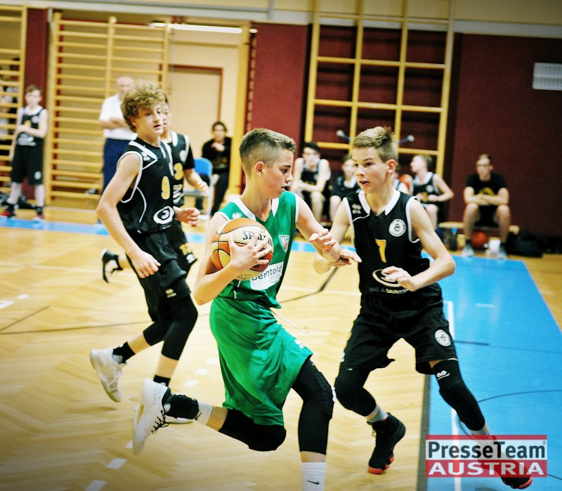 DSC 4723 KOS U14 Basketball  - Gold für KOŠ U14 Basketball